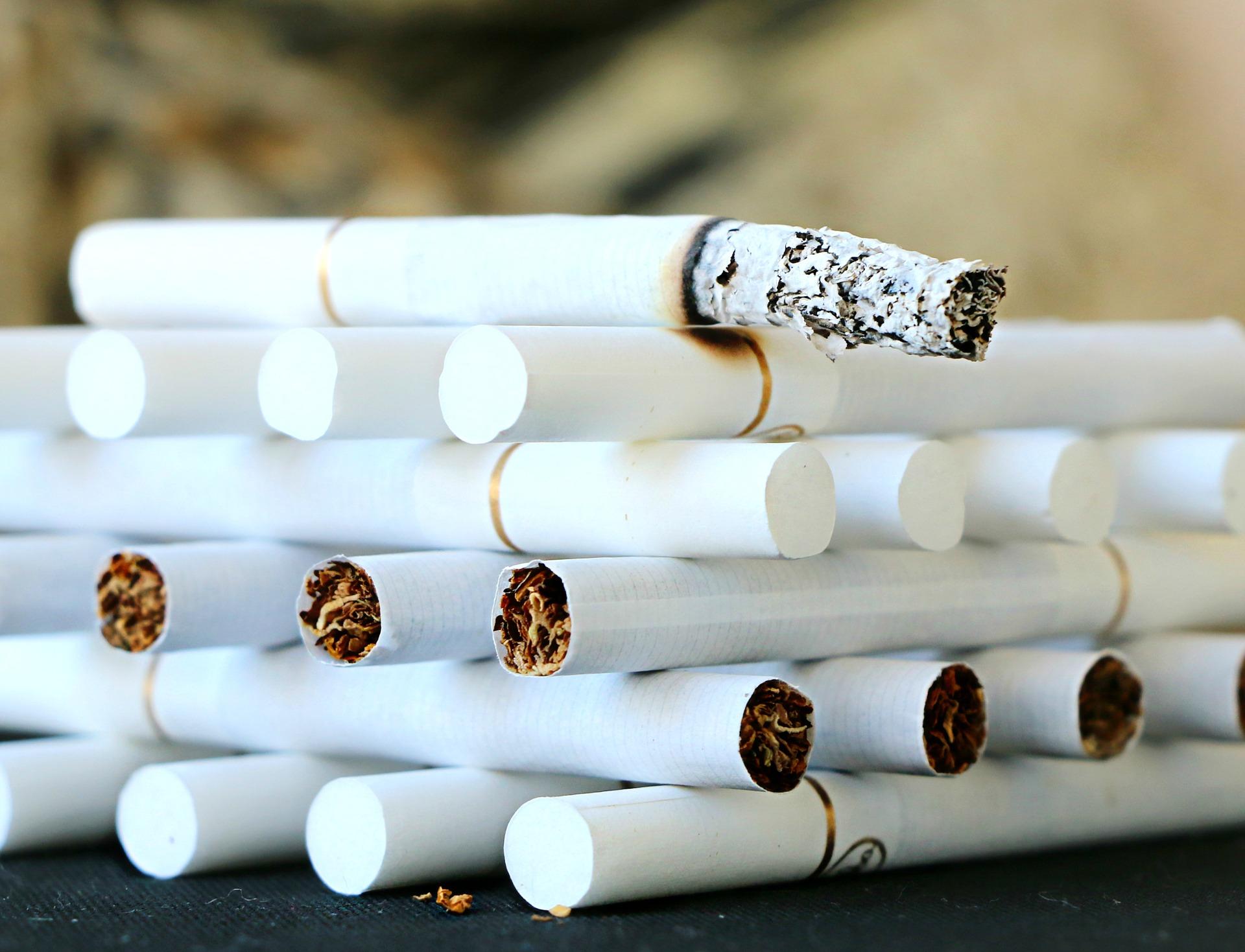 Sigaret als beloning? Voordelen van roken.